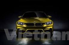 Lộ diện bản concept của mẫu xe BMW M4 coupe