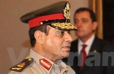 Bộ trưởng Quốc phòng Ai Cập quyết chống bạo lực
