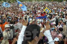 Campuchia kêu gọi dân không nghe xúi giục biểu tình