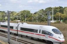 Đức: Hệ thống Zugradar cho biết lộ trình của tàu hỏa