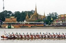 Campuchia hủy tổ chức lễ hội đua thuyền do lũ lụt