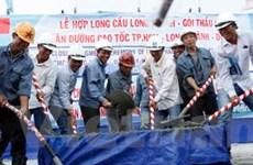 Hợp long Cầu Long Thành nối Đồng Nai-TP HCM