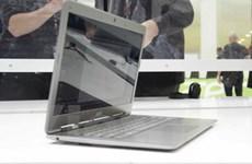 """Hãng PC Đài Loan ra sản phẩm """"na ná"""" ultrabook"""