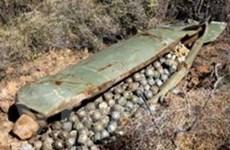 Xử lý an toàn quả bom xuyên phá nặng hơn 340kg