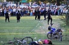 Mỹ hỗ trợ Honduras tăng cường chống tội phạm