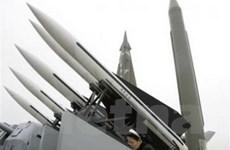 Nhật Bản triển khai đánh chặn tên lửa Triều Tiên