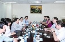 Phó TGĐ ITAR-TASS thăm và làm việc tại Việt Nam
