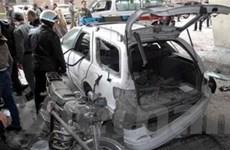 Syria: Đánh bom làm rung chuyển thủ đô Damascus
