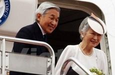 Nhật Hoàng và Hoàng hậu thăm Vương quốc Anh