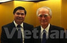 JVPF tích cực góp phần thúc đẩy quan hệ Nhật-Việt