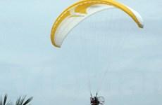 25 VĐV quốc tế dự cuộc thi dù bay quốc tế Đà Nẵng