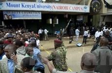 Kenya: Tấn công nhà thờ làm 60 người thương vong