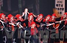 Khai mạc Lễ hội Văn hóa-Du lịch VN tại Hàn Quốc