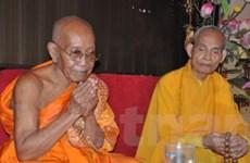 Đức đại Tăng thống Campuchia sang thăm Việt Nam