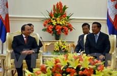 Tiếp tục thúc đẩy quan hệ toàn diện VN-Campuchia