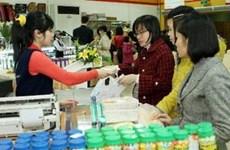 Chỉ số giá tiêu dùng tháng 8 tại Hà Nội tăng 0,57%