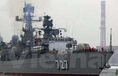 Nga, Mỹ và Na Uy tiến hành tập trận hải quân chung