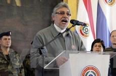 Paraguay ấn định bầu cử sau vụ phế truất Tổng thống