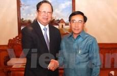 Việt-Lào trao đổi kinh nghiệm tổ chức diễn đàn AEPF