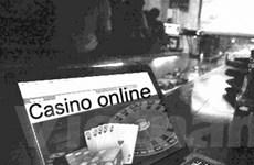 Thưởng đơn vị phá đường dây đánh bạc qua Internet