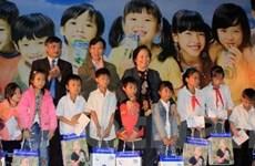 1.200 suất quà Trung thu tặng trẻ em ở đảo Lý Sơn