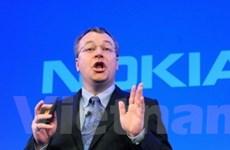 CEO của Nokia bị kêu vì chiến lược Windows Phone