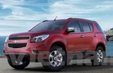 Hãng GM đã tiêu thụ 2 triệu chiếc xe ở Trung Quốc