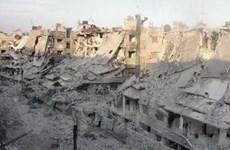 IISS: Triển vọng can thiệp quân sự tại Syria xa vời