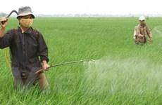 Khắc phục hậu quả hóa chất bảo vệ thực vật tồn lưu