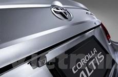 Toyota VN triệu hồi xe