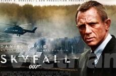 Skyfall phá vỡ kỷ lục doanh thu phim Harry Potter