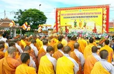 Phật giáo song hành cùng sự phát triển của đất nước