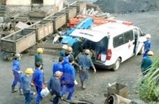 Quảng Ninh: Đã đưa thi thể một thợ lò lên mặt đất