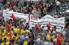 Tây Ban Nha khó đạt mức giảm thâm hụt ngân sách