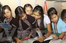 Hỗ trợ học tập cho học sinh 9 dân tộc rất ít người