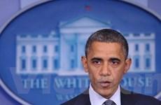 Tổng thống Mỹ thảo luận vấn đề sử dụng súng đạn
