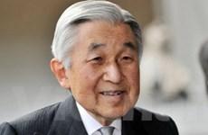 Nhật hoàng thương nạn nhân động đất dịp Năm mới