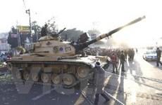Ai Cập: Phe đối lập bảo vệ Tòa án Hiến pháp tối cao