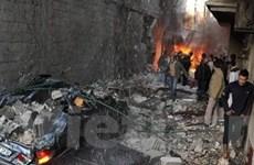 Syria: Ba vụ nổ liên tiếp làm 50 người thương vong