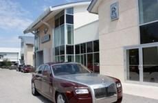 Rolls-Royce đặt tên cho mẫu coupe mới là Hồn ma