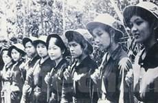 Sáng mãi các chiến công của 11 cô gái Sông Hương
