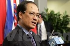 ASEAN-Mỹ đẩy mạnh hợp tác về lĩnh vực kinh tế