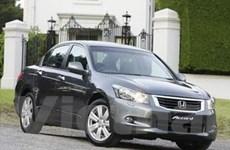 Honda tăng 10% thị phần tại Malaysia năm 2013