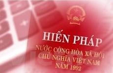 Dự thảo Hiến pháp 1992 cần sửa đổi mô hình HĐND