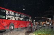 Cầu siêu cho 12 nạn nhân vụ tai nạn ở Khánh Hòa