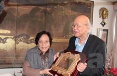 Trao giải Phan Châu Trinh cho giáo sư Việt và Pháp