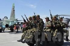 LB Nga không bố trí căn cứ quân sự tại Afghanistan