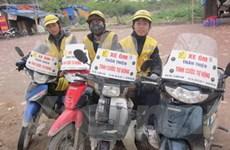 Taxi xe ôm - dịch vụ tiện ích mới hấp dẫn ở Hà Nội