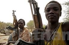 UNICEF phản đối việc bắt lính trẻ em tại Trung Phi