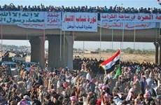 Iraq: Hai bộ trưởng người Sunni từ chức sau đụng độ